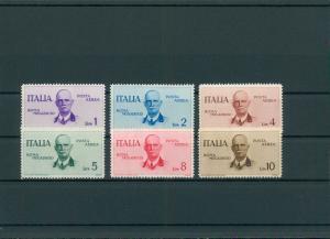 ITALIEN 1934 Nr 514-519 siehe Beschreibung (400176)