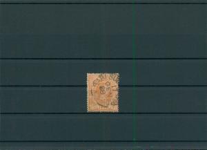 ITALIEN 1884  Nr P5 gestempelt (400178)