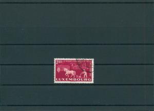 LUXEMBURG 1940 Nr 481 gestempelt (400398)