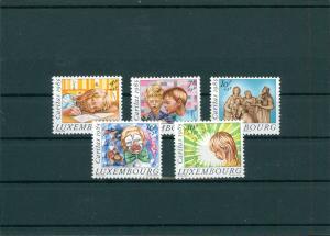 LUXEMBURG 1985 Nr 1138-1142 postfrisch (400403)