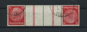 DEUTSCHES REICH 1936 ZD Nr KZ23 gestempelt (117648)