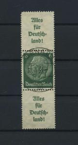 DEUTSCHES REICH 1936 ZD Nr S140 gestempelt (117651)
