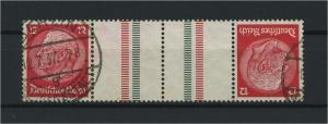 DEUTSCHES REICH 1934 ZD Nr KZ23.1 gestempelt (117659)