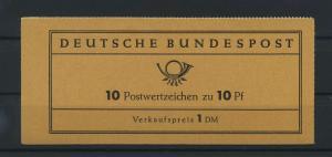 BUND 1960 MH6d postfrisch (117687)