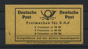 KONTROLLRAT 1946 MH50 RLV XXXV postfrisch (117689)