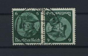 DEUTSCHES REICH 1933 ZD Nr K17 gestempelt (117694)