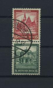 DEUTSCHES REICH 1931 ZD Nr S90 gestempelt (117697)