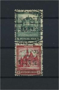 DEUTSCHES REICH 1931 ZD Nr S88 gestempelt (117698)