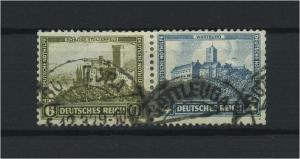 DEUTSCHES REICH 1932 ZD Nr W41 gestempelt (117699)