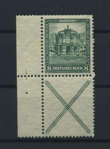 DEUTSCHES REICH 1931 ZD Nr S92 postfrisch (117700)