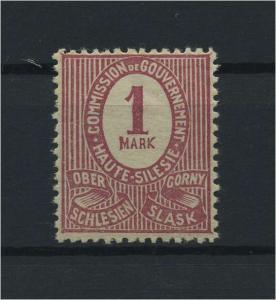 OBERSCHLESIEN 1920 Nr 8 siehe Beschreibung (117711)