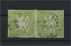 WUERTTEMBERG 1869 Nr 30 gestempelt (117747)