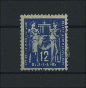 DDR 1949 Nr 243 gestempelt (117803)