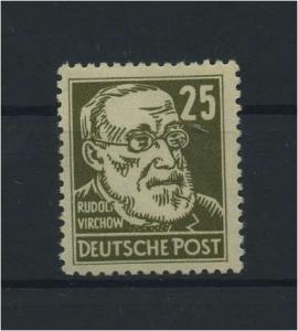DDR 1952 Nr 334 postfrisch (117812)