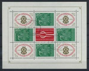 BULGARIEN 1968 Nr 1835 KB gestempelt (117819)