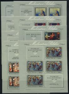 POLEN 1968 Nr 1864-1871 postfrisch (117857)