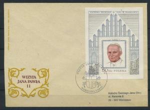 POLEN 1979 Bl.76 gestempelt (117859)