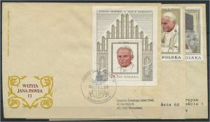 POLEN 1979 Bl.75 gestempelt (117873)