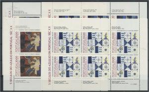 PORTUGAL Lot Kleinbogen postfrisch (117905)