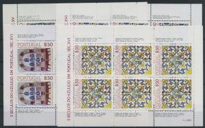 PORTUGAL Lot Kleinbogen postfrisch (117908)
