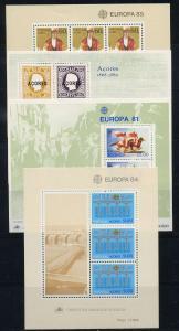 PORTUGAL Lot Blockausgaben postfrisch (117919)