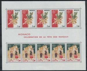 MONAKO 1981 Bl.17 postfrisch (117929)