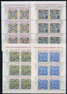 PORTUGAL Lot Kleinbogen postfrisch (117934)