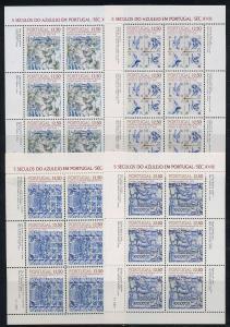 PORTUGAL Lot Kleinbogen postfrisch (117935)