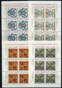 PORTUGAL Lot Kleinbogen postfrisch (117936)