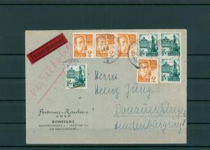 FRZ.ZONE - BADEN 1948 Brief siehe Beschreibung (203981)
