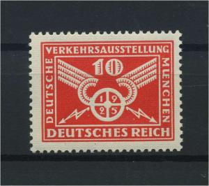 DEUTSCHES REICH 1925 Nr 371Y postfrisch (117980)