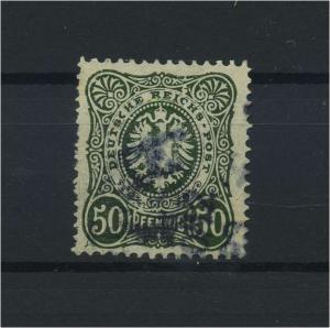 DEUTSCHES REICH 1880 Nr 44bD gestempelt (118085)