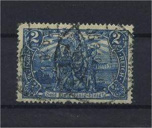 DEUTSCHES REICH 1915 Nr 95BIIb gestempelt (118089)