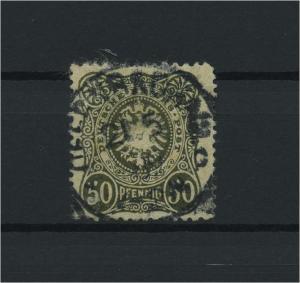 DEUTSCHES REICH 1880 Nr 44d gestempelt (118090)