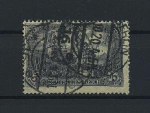 DEUTSCHES REICH 1915 Nr 96BIIb gestempelt (118091)