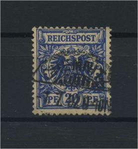 DEUTSCHES REICH 1889 Nr 48ba gestempelt (118092)
