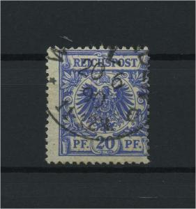 DEUTSCHES REICH 1889 Nr 48aa gestempelt (118093)