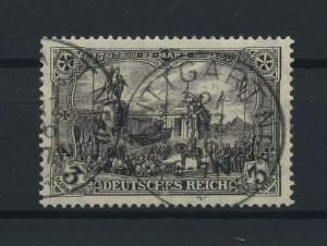 DEUTSCHES REICH 1905 Nr 96AIb gestempelt (118100)