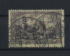 DEUTSCHES REICH 1905 Nr 96AIa gestempelt (118106)