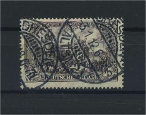 DEUTSCHES REICH 1905 Nr 96AIa gestempelt (118107)