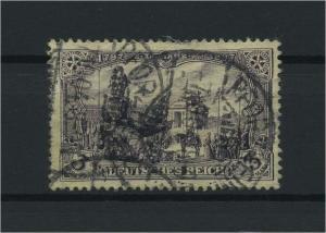 DEUTSCHES REICH 1902 Nr 80Ba gestempelt (118109)