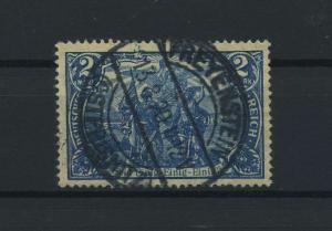 DEUTSCHES REICH 1905 Nr 95BIIb gestempelt (118116)