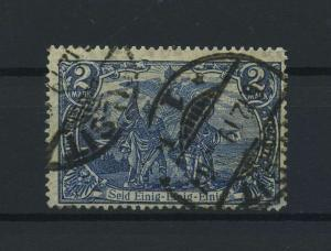 DEUTSCHES REICH 1905 Nr 95BIIc gestempelt (118119)