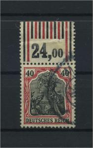 DEUTSCHES REICH 1915 Nr 90II gestempelt (118123)