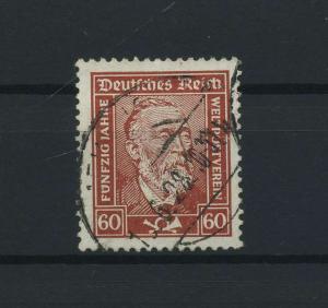 DEUTSCHES REICH 1924 Nr 362y gestempelt (118144)