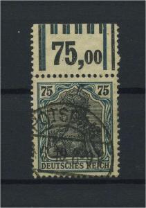 DEUTSCHES REICH 1918 Nr 104b gestempelt (118170)