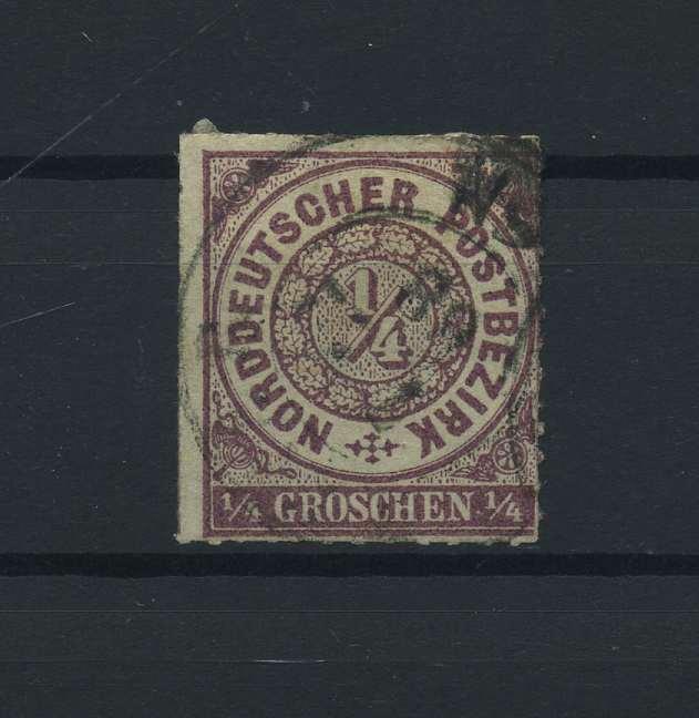 NDB 1868 Nr 1 gestempelt (118234) 0