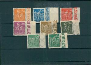 DEUTSCHES REICH 1923 Nr 238-244 postfrisch (204123)