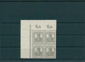 DEUTSCHES REICH 1916 Nr 98x gestempelt (204130)