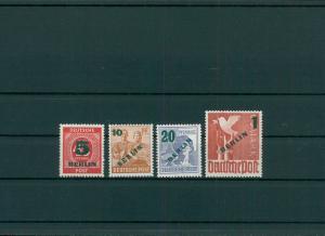 BERLIN 1949 Nr 64-67 postfrisch (204253)